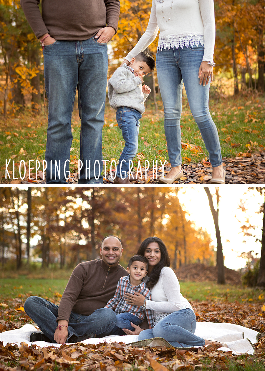 fall photos in ashburn